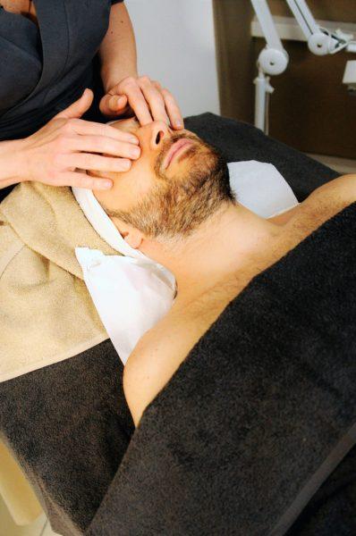 Kosmetikbehandlung Herren (montags ist Damentag)
