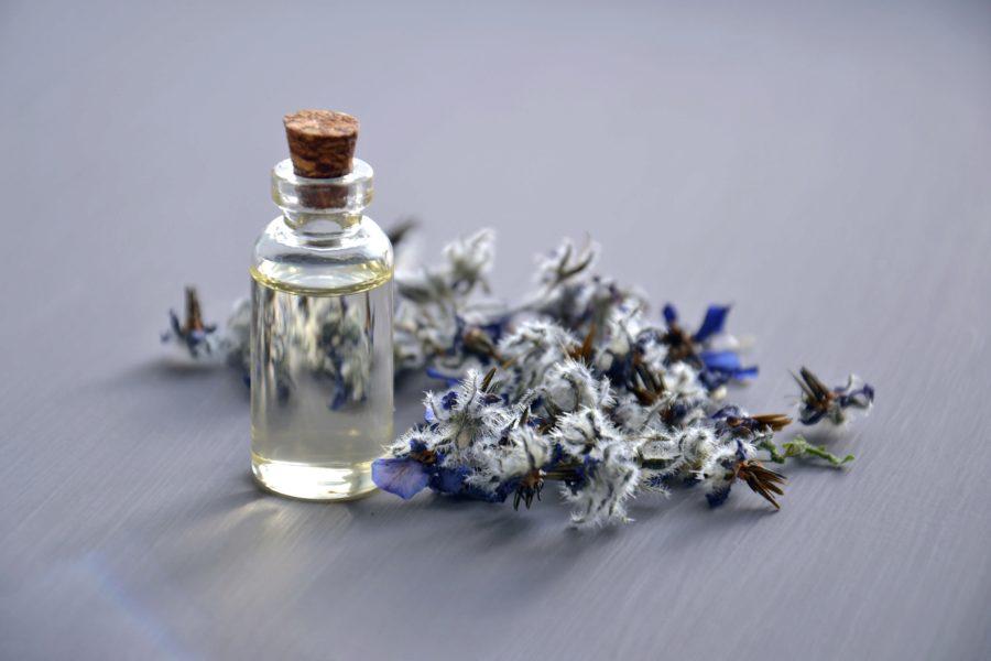 Klassische Aromaöl-Massage