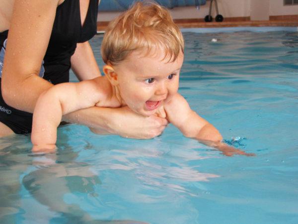 Babyschwimmen 12 - 24 Monate